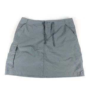 Patagonia Fleewith Skort Size 8 Gray